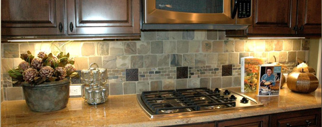 Backsplash Design and Installation