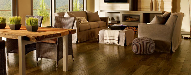 Hardwood Floor Design and Installation